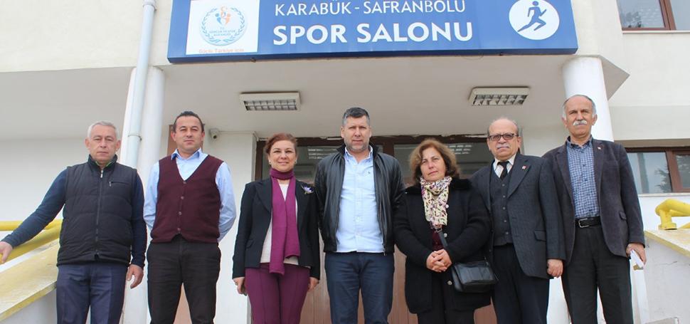 CHP ADAYI ELİF KÖSE'DEN ZİYARETLER
