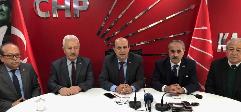 CHP VE İYİ PARTİ'DEN KARABÜK'TE MİLLET İTTİFAKI