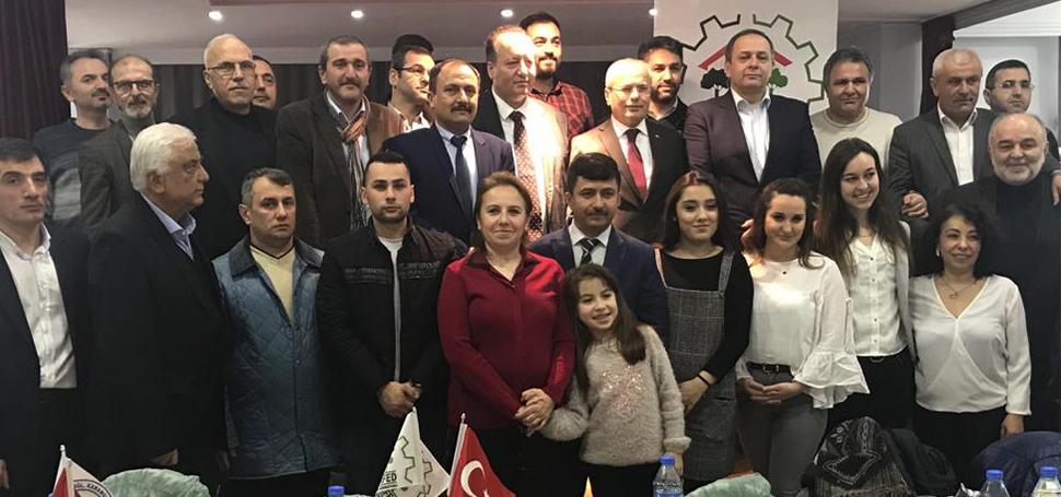 "KARDERFED'DEN ""KAZ BANDUMASI"" ŞENLİĞİ"