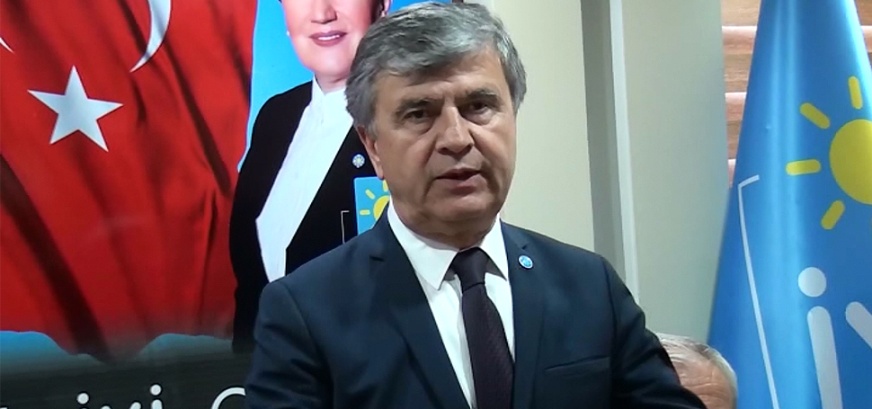 CHP MERKEZDE İYİ PARTİ ADAYI DURSUN ALTIPARMAK'I DESTEKLEME KARARI ALDI..