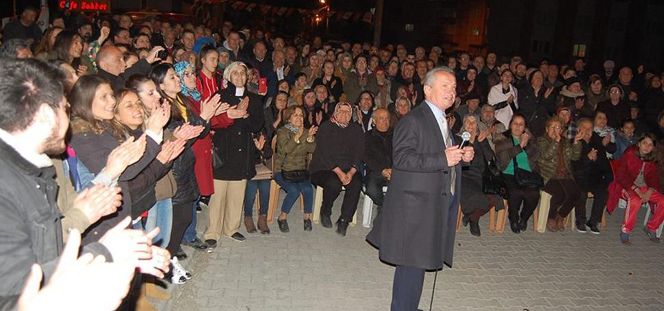2014'TEKİ BÜLENT KANTARCI'YA RAKİP ÇIKTIM