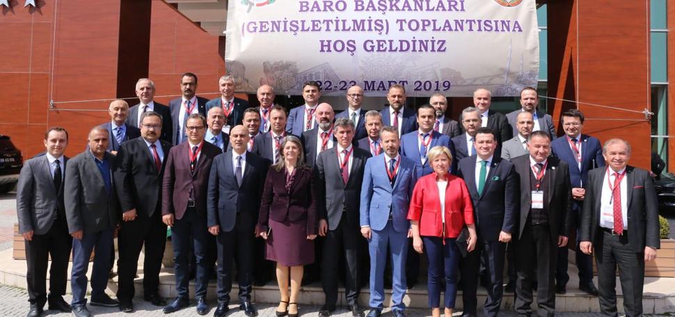 """"""" YARGI VE ADALET ÇÖKERSE DEVLET VE TOPLUM DA ÇÖKER"""""""