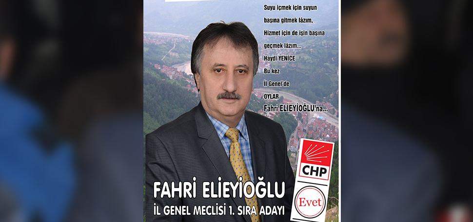 """""""İLÇEMİZ ENERJİSİ KARABÜK ÜZERİNDEN VERİLMELİDİR"""""""