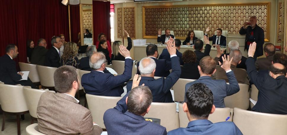 Belediye Meclisi Elif Köse Başkanlığında İlk Toplantısını Yaptı