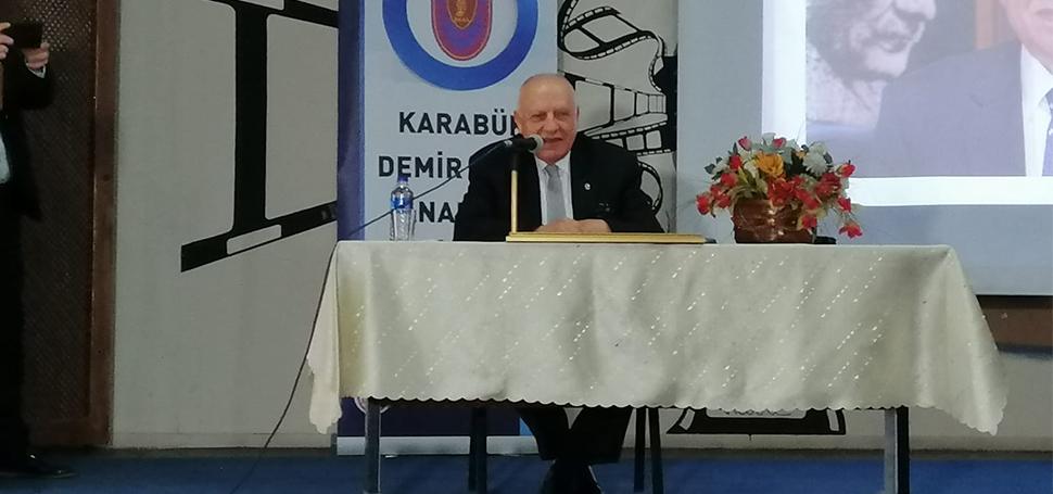 ''Yenişehir'in modern bir şehir olması için gayret sarf ediyoruz.''