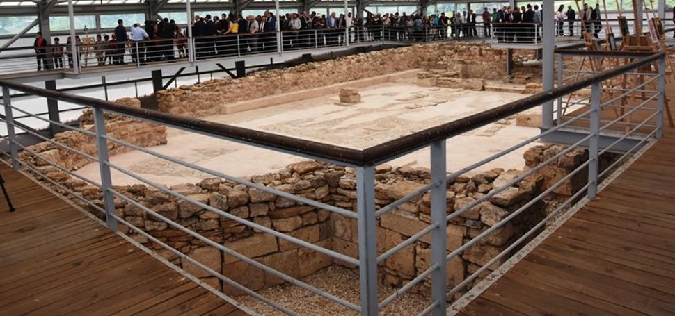 Mozaiğin Başkenti Hadrianaupolis