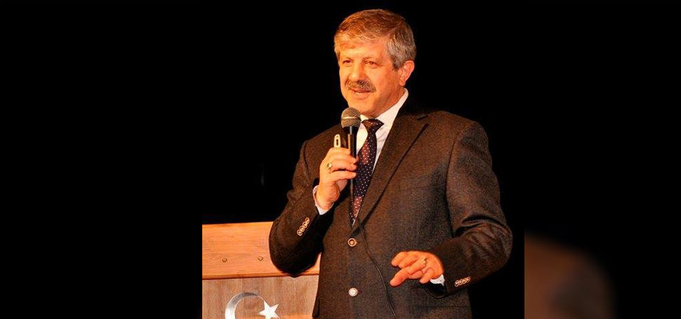 Prof. Dr. Ahmet Maranki BRTV'yi Ziyaret Etti