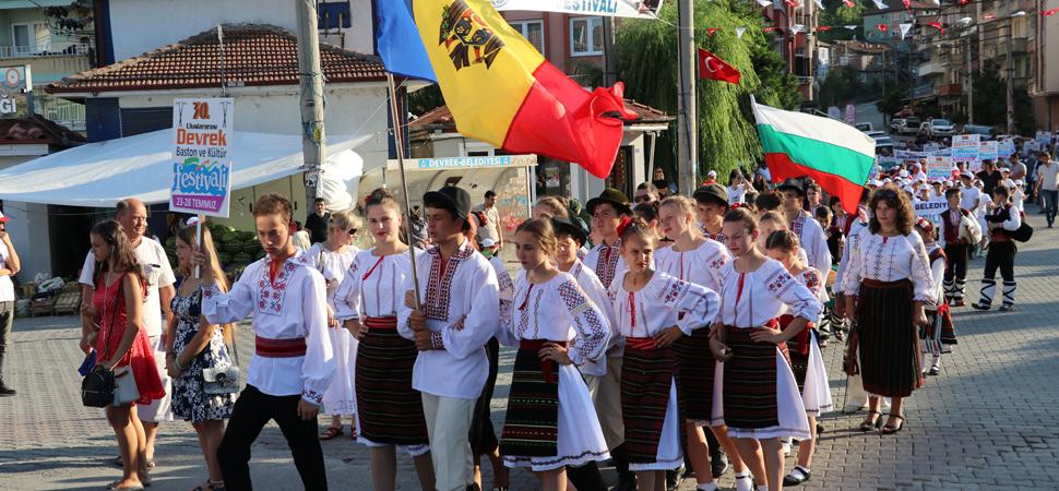 30. Uluslararası Devrek Baston ve Kültür Festivali