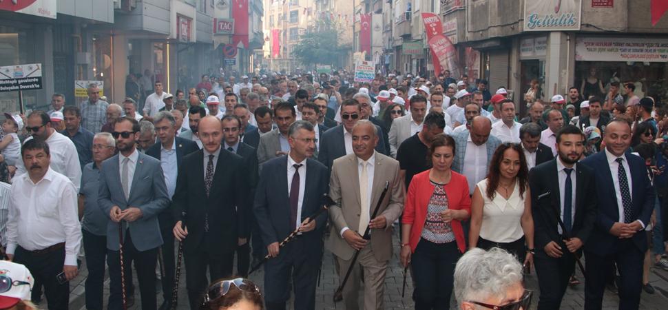 PROTOKOL ÜYELERİNDEN BRTV'YE FESTİVAL DEĞERLENDİRMESİ