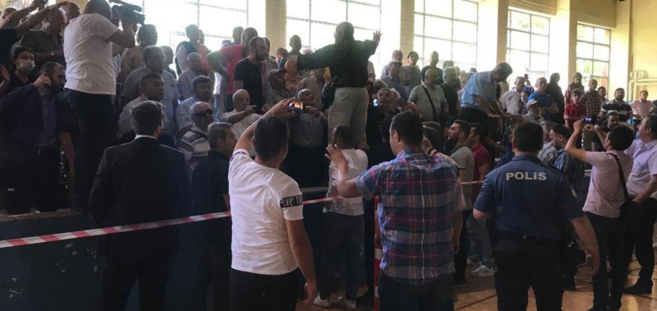 ÇŞB Marzinc Kapasite Artışı Projesi Halkın Katılımı Toplantısı protestolar ve ıslıklı eylemler sonucu iptal edildi