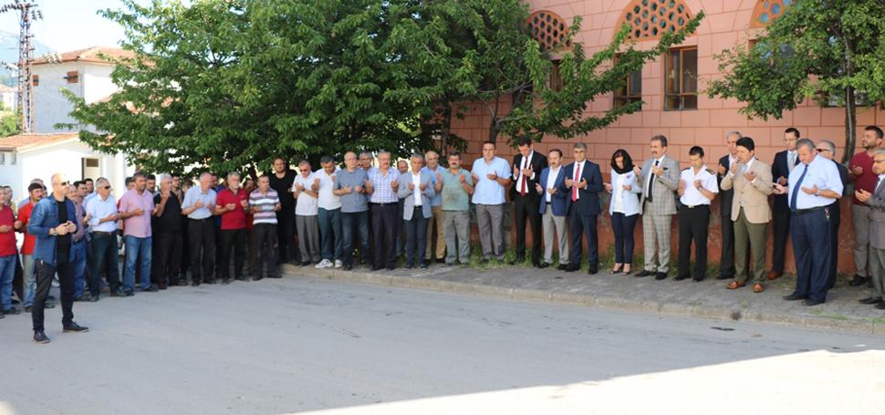 Safranbolu'da Esnaf Haftaya Dualarla Başladı