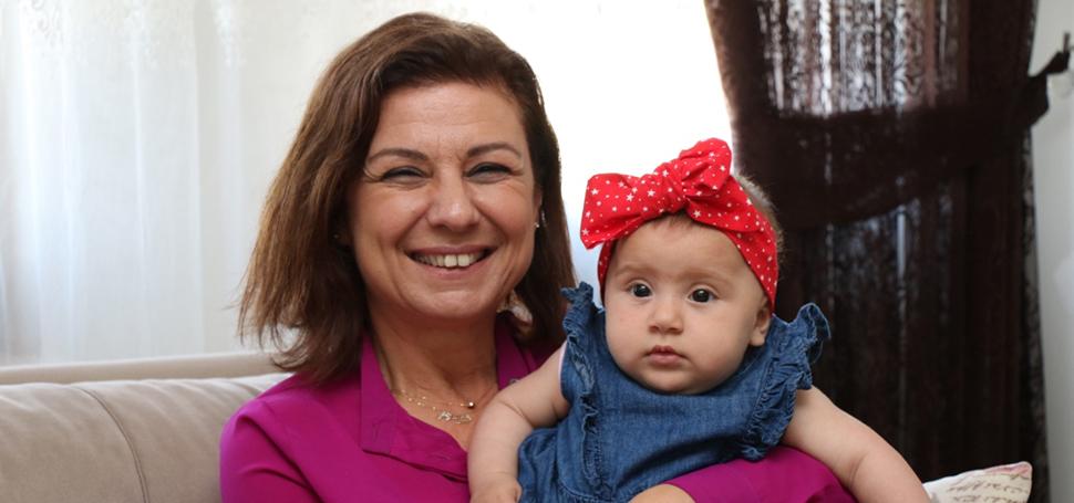 Safranbolu Belediye Başkanı Elif Köse Yeni Doğan Bebekleri Ziyaret Ediyor
