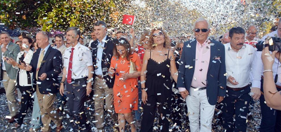 Ereğli'de Festival Fırtınası