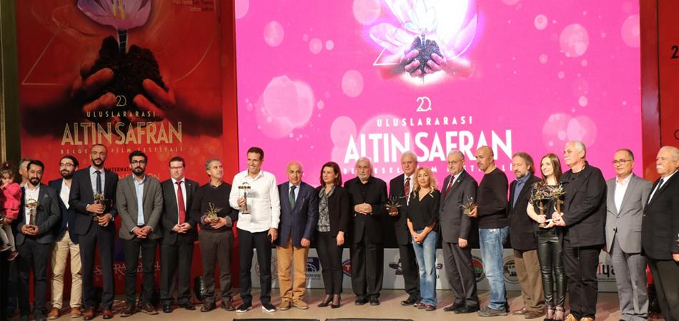 Belgesel Film ve Fotoğrafta Ödüller Sahiplerini Buldu
