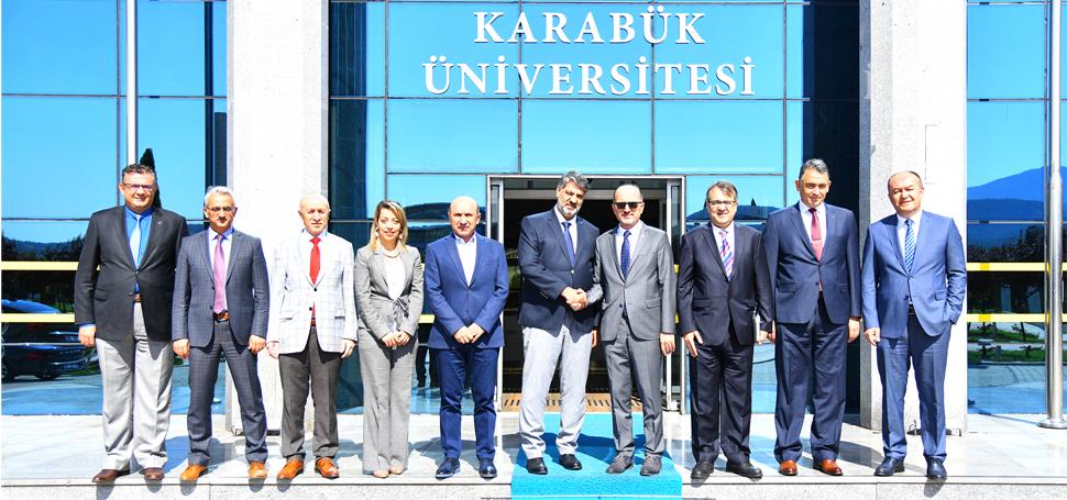 Kardemir- Üniversite Sanayi İşbirliğinde Yeni Bir Adım