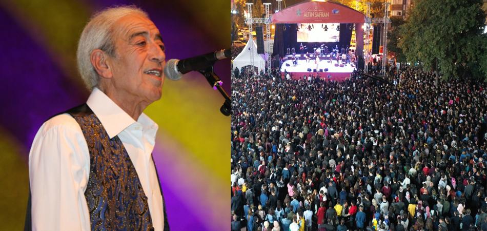 Safranbolu Edip Akbayram'la Coştu