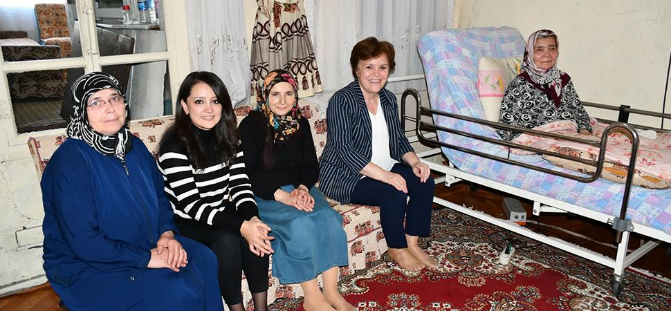 Başkan Yardımcısı Berker'in ziyaretleri devam ediyor