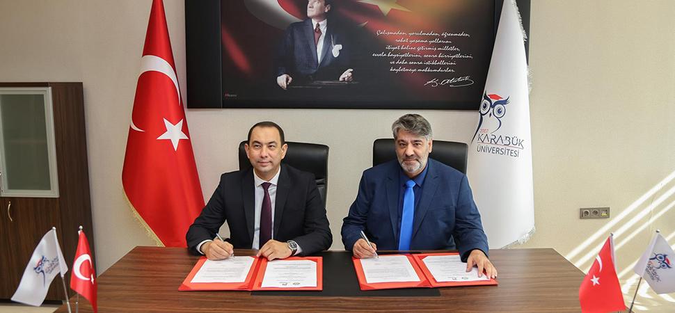 KBÜ Taşkent Devlet Tarım Üniversitesiyle iş birliği protokolü imzaladı