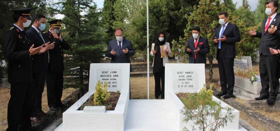 Safranbolu ilçesinde 19 Eylül Gaziler günü töreni düzenlendi