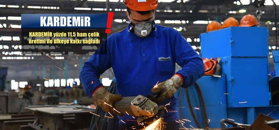 Ülke Ekonomisine Çelik Katkısı