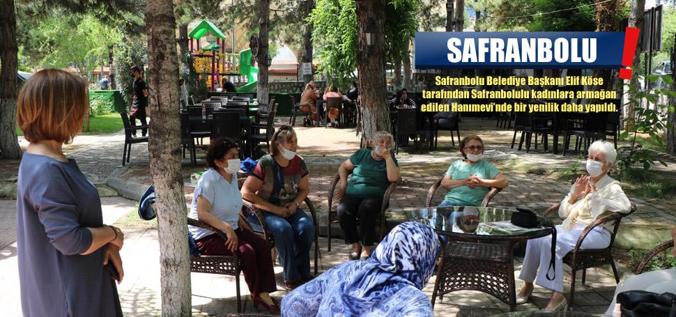 Safranbolu Belediyesinden Bir İlk Daha